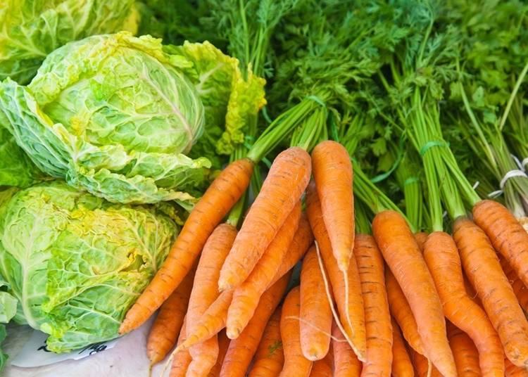 「越冬蔬菜」熬過寒冬才好吃!