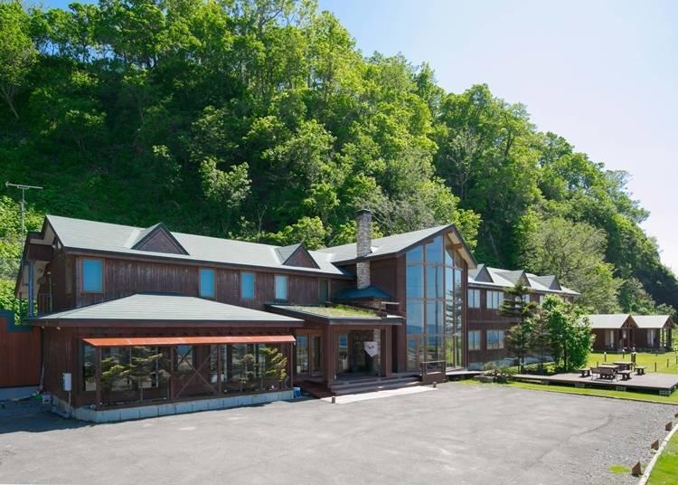 2. Hotel Kifu Club Shiretoko - A Cozy Inn to Warm Your Heart!