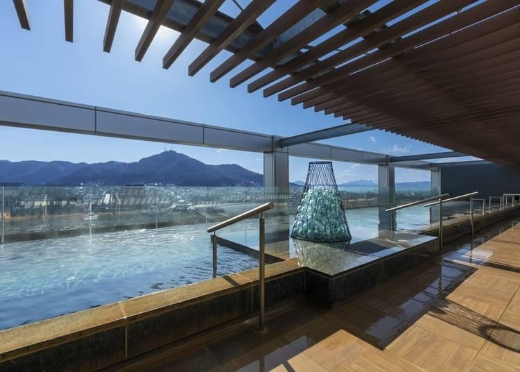 感受函館航海風情的「函館世紀濱海飯店」