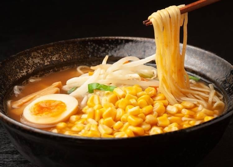 25. 삿포로 · 아사히카와 · 하코다테 ... 현지의 라멘 먹어보기