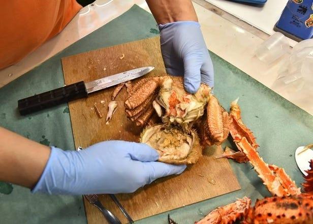 北海道人不吃帝王蟹愛吃毛蟹?濃郁蟹黃、肉質鮮美等人氣理由大公開!