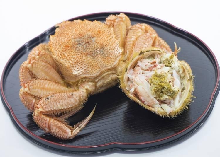 毛蟹可以用來做什麼料理?