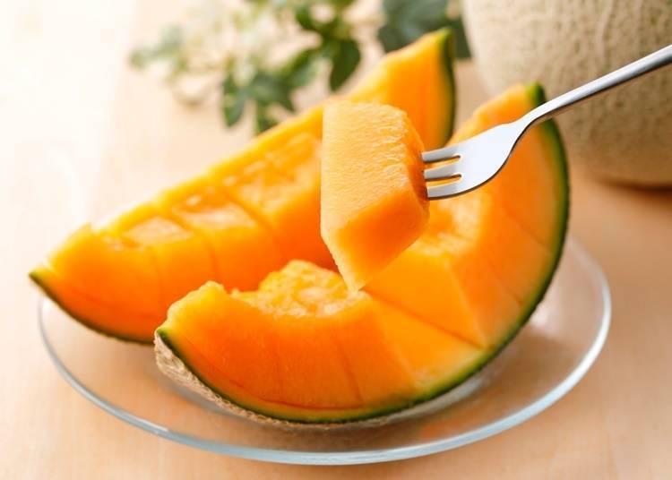 北海道哈密瓜的产季是什么时候?怎么判断熟了没?