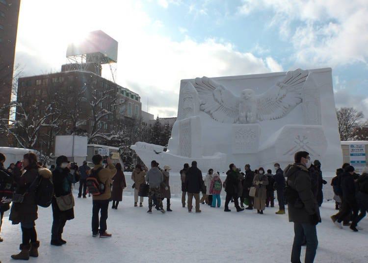 「線上札幌雪祭2021」小簡介