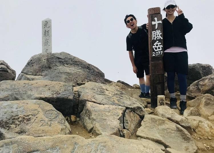 4:ダイナミックな景観に圧倒される「十勝岳登山」