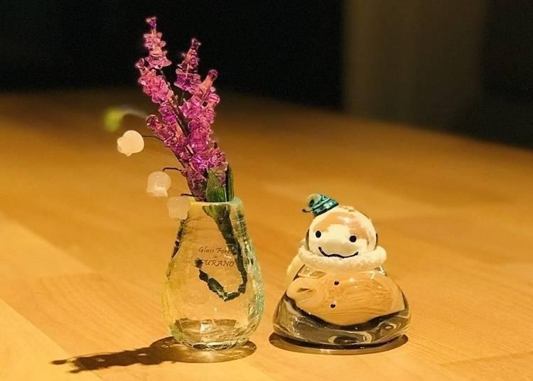 5:开心享受购物乐趣~Glass Forest