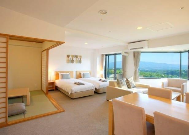 适合与家人、朋友一同享乐!北海道二世古3间豪华饭店