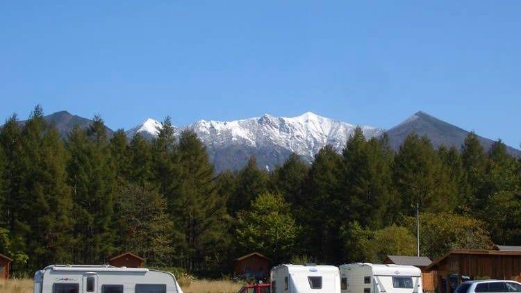 홋카이도 여행시 자연을 느끼는 캠핑을 선택! 캠핑카 렌탈 정보도 소개!