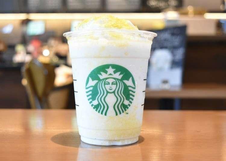 일본 스타벅스의 신작! '홋카이도 옥수수 크림 프라푸치노®'를 마셔 봤다!