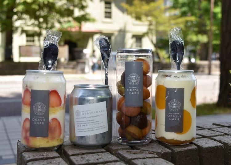 罐中甜点可能是今年夏天最流行的热潮!