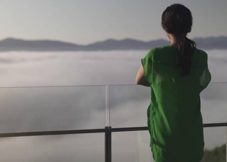 雲海テラス誕生秘話