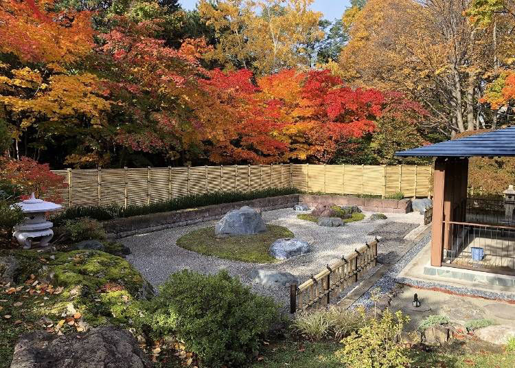 2. Nakajima Park: This Famous Fall Scenery Spot in Hokkaido Will Make You Forget You're in the City!