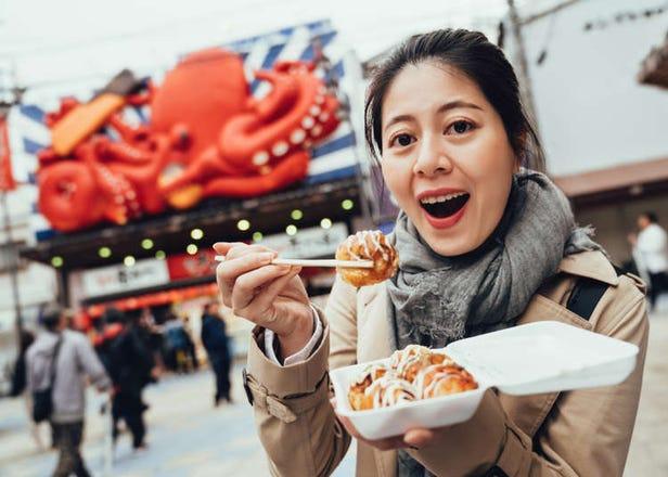 오사카 타코야끼  '다코야(多幸屋)'의 타코야끼 이자카야는 이름 그대로 행복이 곱빼기!