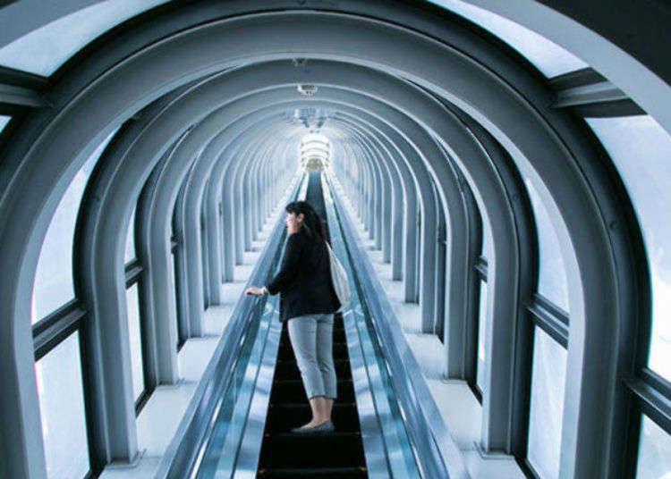 從空中庭園俯覽大阪美景!大阪「梅田藍天大廈」參觀重點9選
