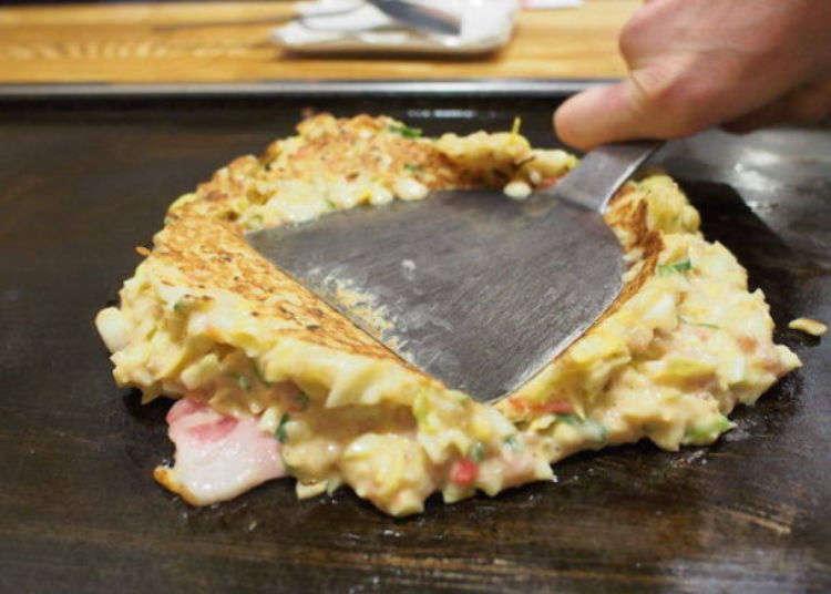 'Now That's Amazing!' Where to Find Osaka's Best, Authentic Okonomiyaki!