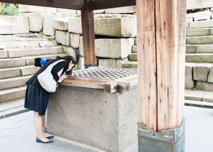 천수각 전망대로! 오사카의 모든 곳이 바라보인다