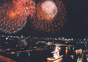 '텐진마츠리'는 오사카에서 꼭 참가해야하는 일본 3대 축제 중 하나! 하루에 130만 명의 인파가..