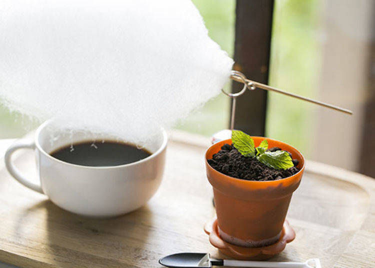 3. Alpha Foods & Drink: Kyoto cafe whose drinks and treats give you a childlike thrill