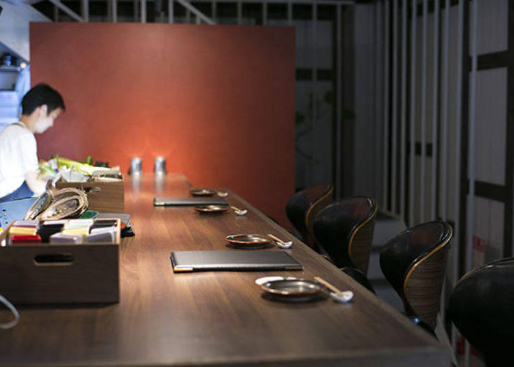 Sumika: A popular restaurant hideaway, serving delicious vegetable dishes that partner well with sake