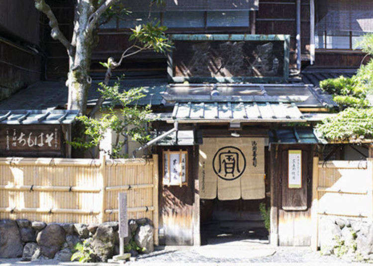 Honke Owariya: Delicious soba restaurant founded 550 years ago and still going strong!