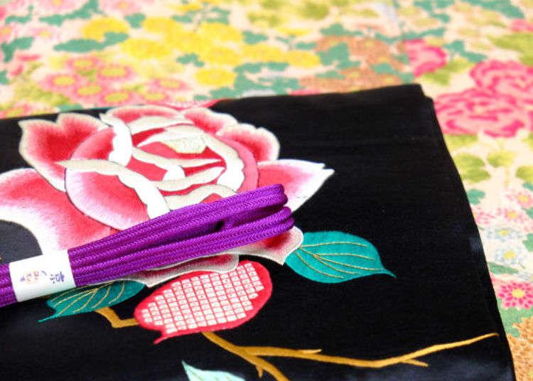 Where to Buy Kimono in Kyoto: Best 4 Stylish Antique Kimono Shops on Sanjo and Shijo Streets