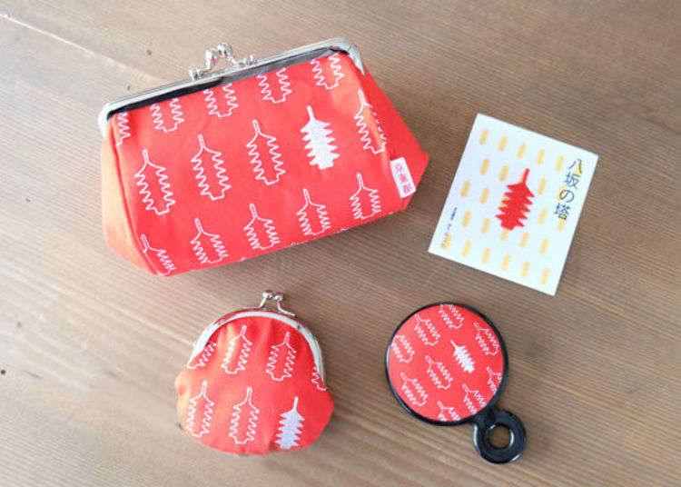 京都伴手禮就是這個!女孩的旅行超適合~祇園可愛和風雜貨店3選