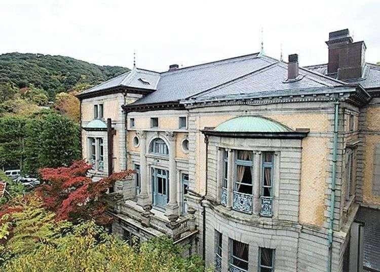 「長樂館」 親身感受京都百年歷史 奢侈的住宿體驗