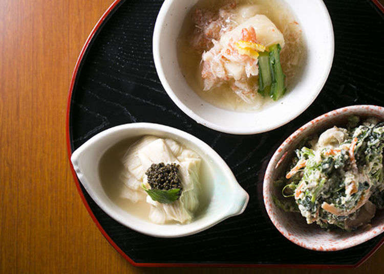 delicious Kyoto cuisine isn't what you might think