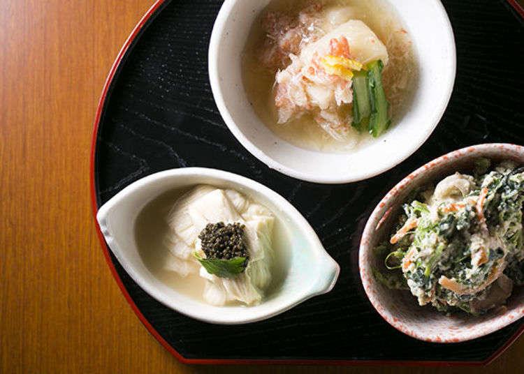 교토역 근처의 '오반자이'가 맛있는 가게 베스트 3!