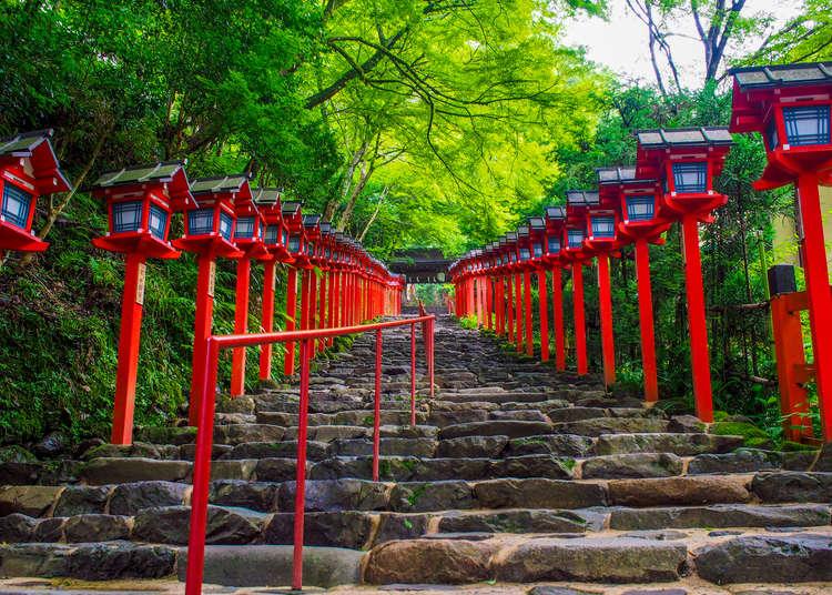 Kyoto's Kifune Shrine: Beautiful shrine to the God of Water; Sacred place for matchmaking! - LIVE JAPAN