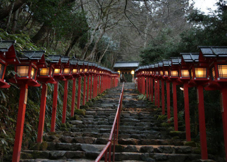 Kifune Shrine is Kyoto's Incredible Power Spot