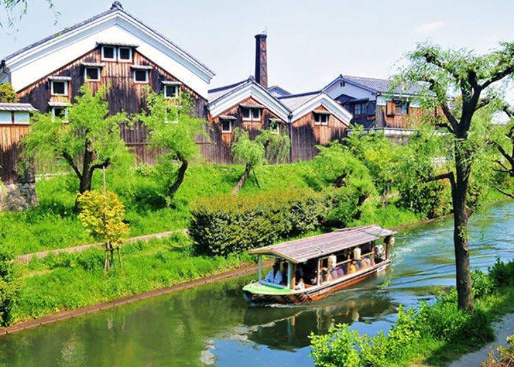 Jikkokubune, Boat Cruise around Fushimi