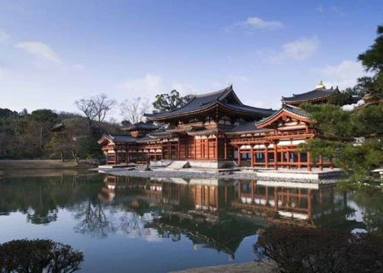 Kyoto's Byodoin Phoenix Hall: Embodying the Glory of the Heian Period