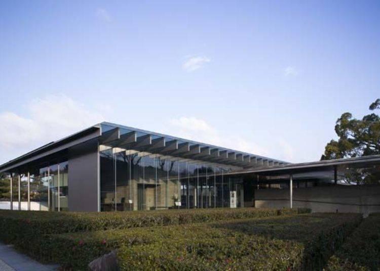 「博物館鳳翔館」的國寶及重要文化財產樣樣近在眼前!