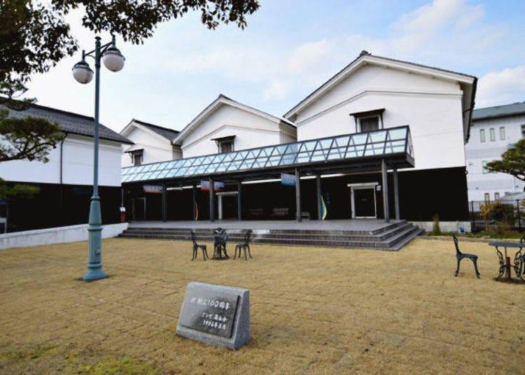 在「Gunze博物苑」體驗創業120年的歷史吧