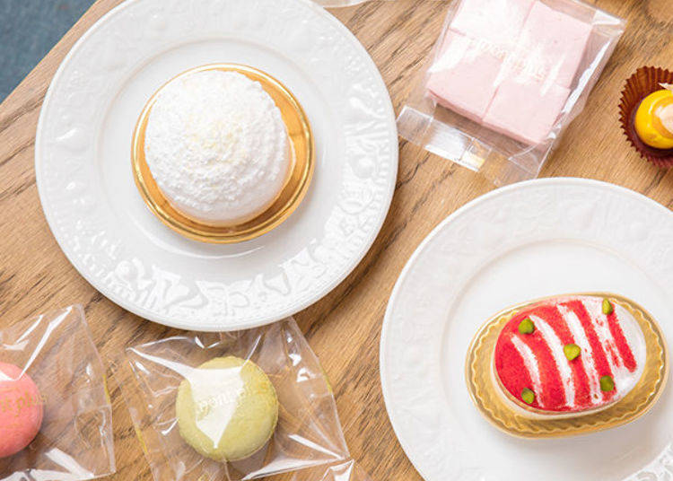 3. Patisserie Mont Plus: Beautiful French patisserie that looks like works of art! Be ready to stand in line!