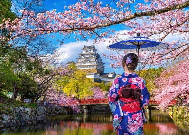 국보 히메지성에서의 역사 탐방. 히메지성 & 코오코엔의 볼거리 및 즐기는 방법