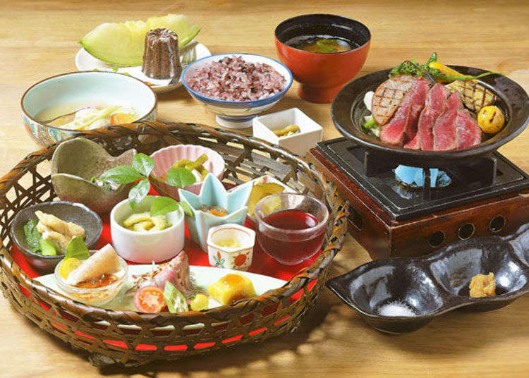 Food Near Nara Park: 3 Spots With Heaps of Traditional Japanese Food in 'Flavor Town'!!