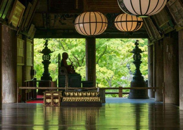 在花之御寺・奈良「長谷寺」與日本最大的觀音菩薩結緣
