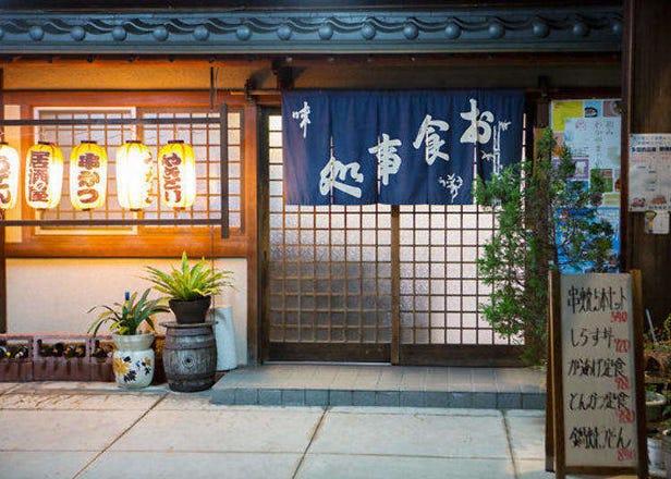 와카야마현 유아사초 마을의 시라스동(잔멸치 덮밥) 맛집 3곳