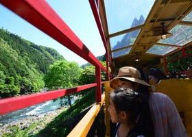 Sagano Romantic Train: Breathtaking Kyoto Views Through a Natural Paradise!