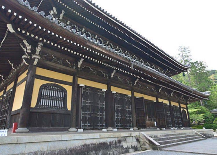 Hatto, Suirokaku Aqueduct, Nanzenin, Hojo Garden... Still many more photo spots to be introduced!