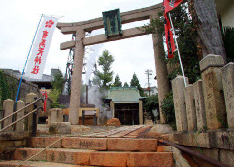 Arima Onsen Day Trip: Enjoy relaxing at Japan's oldest hot spring town (and autumn foliage too)!