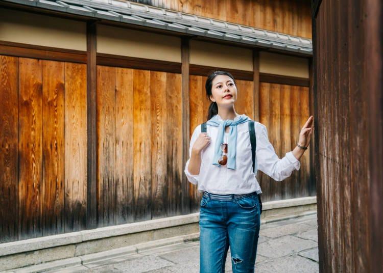 関西エリアの秋(9~11月)の服装・持ち物