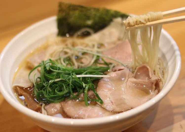 Kansai Food Writer Recommends 5 Top Ramen Restaurants in Umeda, Osaka