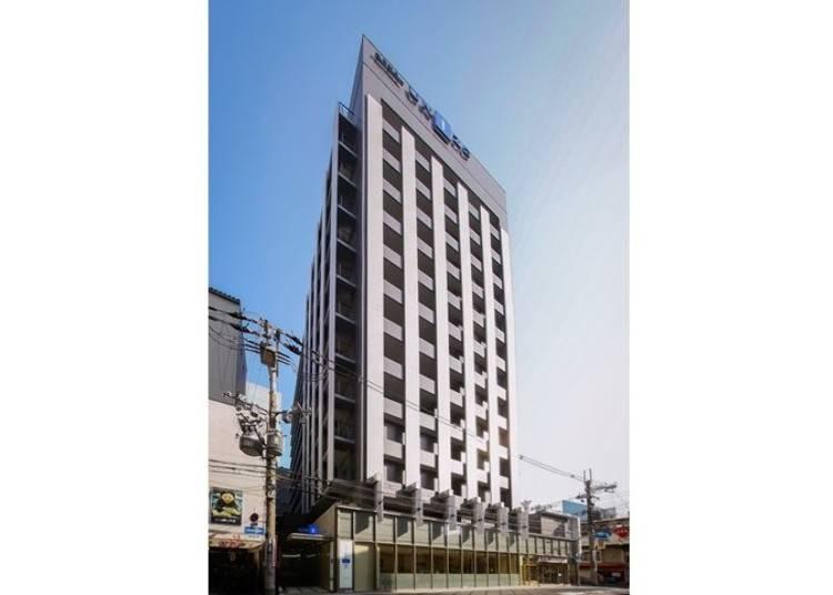 對女性呵護備至的「大阪梅田UNIZO飯店」
