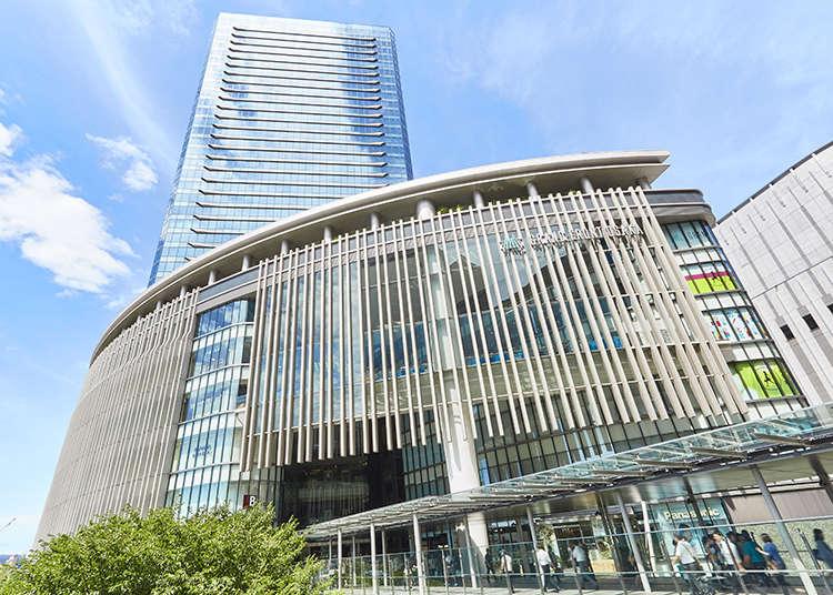 오사카역 직결로 여행을 더 편리하게! [그랜드 프론트 오사카]의 인기 관광명소