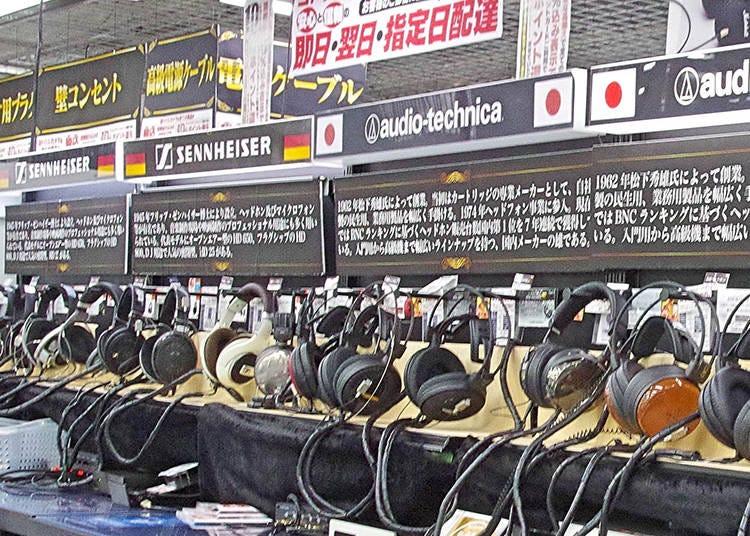 人気家電その7【ヘッドホン】