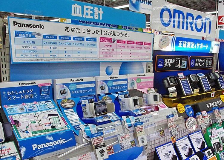 人氣家電5【保健商品】