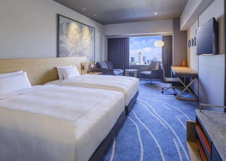 Five Great Osaka Hotels near Dotonbori, Shinsaibashi, and Namba!